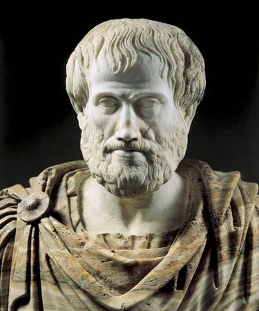 Aristotle: 384 BC - 322 BC
